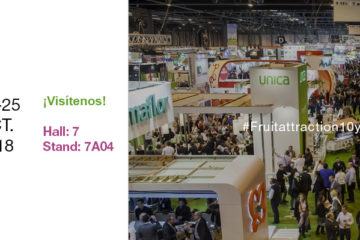 feria internacional fruit attraction Madrid 2018